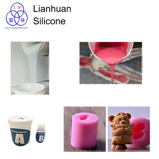 Lianhuan M20 for Pouring Handmade Silicone Candle Molds