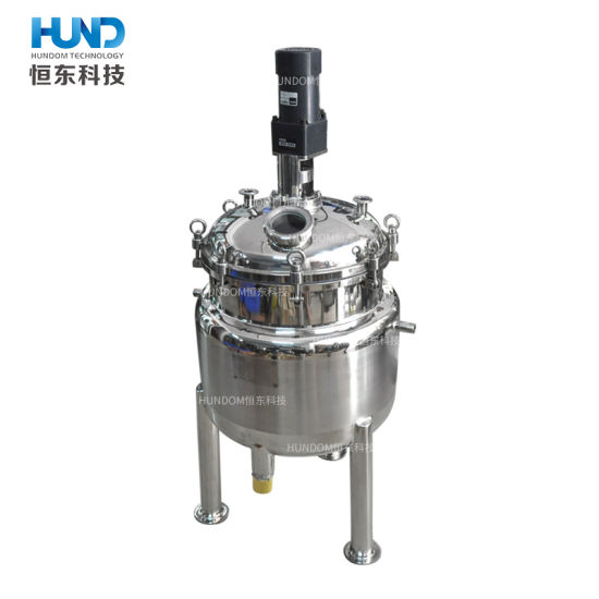 Perfume Making Machine Stainless Steel Chemical Reaction Vessel pictures & photos