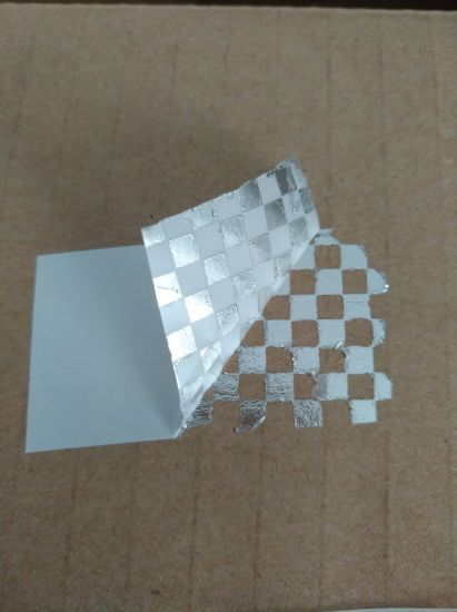 Egg Shell Label Sticker/Adhesive Security Label/Printing Material