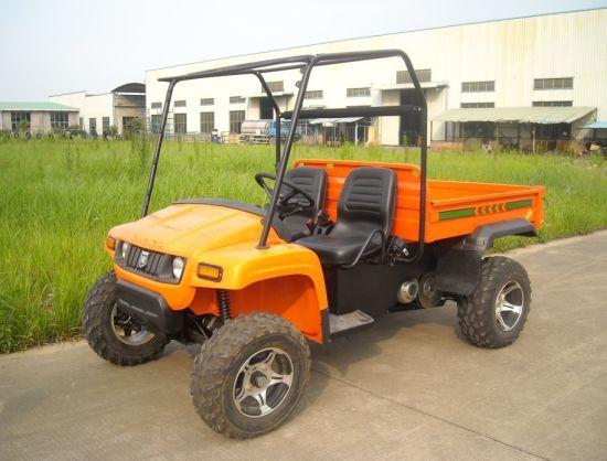 Ce Approval 5kw Battery Powered Golf Cart Electric Farm Terrain UTV