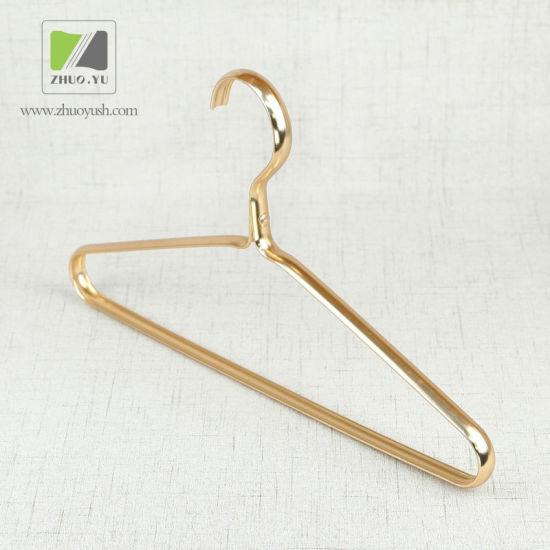 Wholesale Aluminum Alloy Coat Hanger for Children