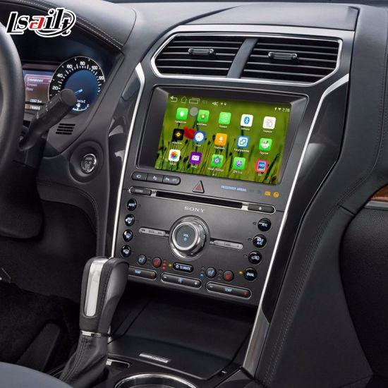 ford explorer navigation system