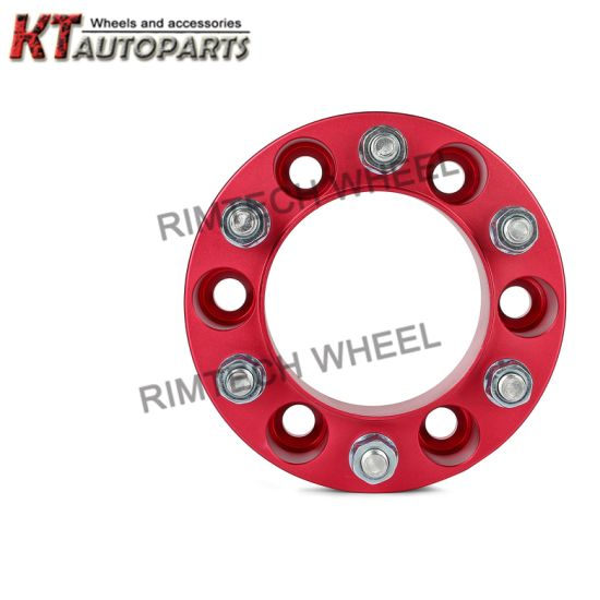 2 Inch PCD 6-139.7 Forged Aluminum Wheel Spacer