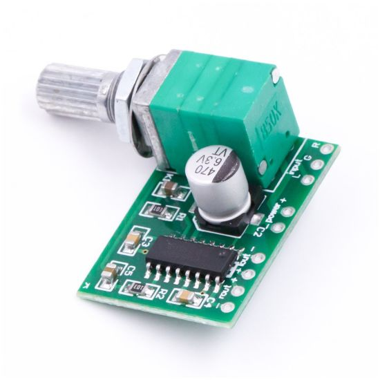 China PAM8403 Mini 5V Digital Amplifier Board with Switch