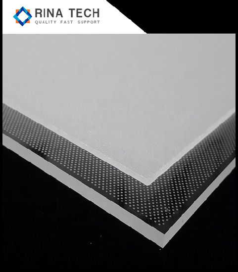 China Promotional Acrylic Diffuser Plate for LED Panel