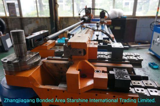 Aluminum Stainless Steel Hydraulic Servo Pipe Bending Machinery