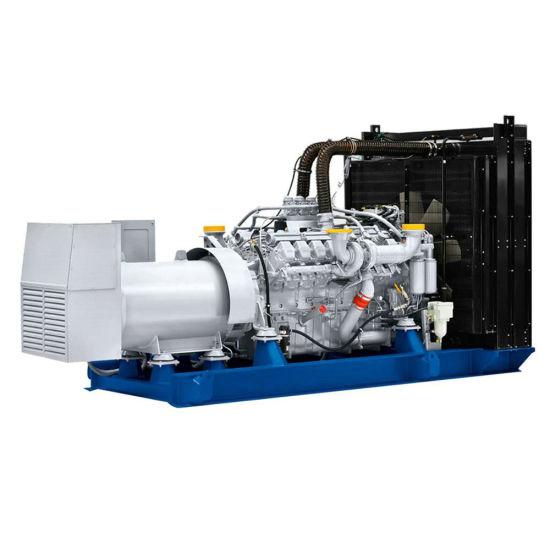 Hot Sale Germany Mtu Engine 1250kVA Diesel Generator/Genset