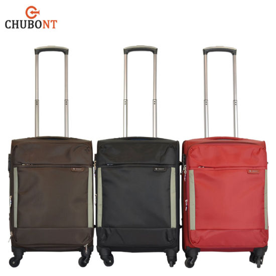 4 Size Spinner Wheels Built-in Rolling Luggage Suitcase with Stock pictures & photos