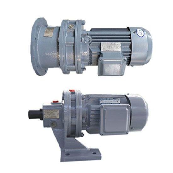 Cycloidal Pinwheel Speed Reduction Gear Reducer Motor