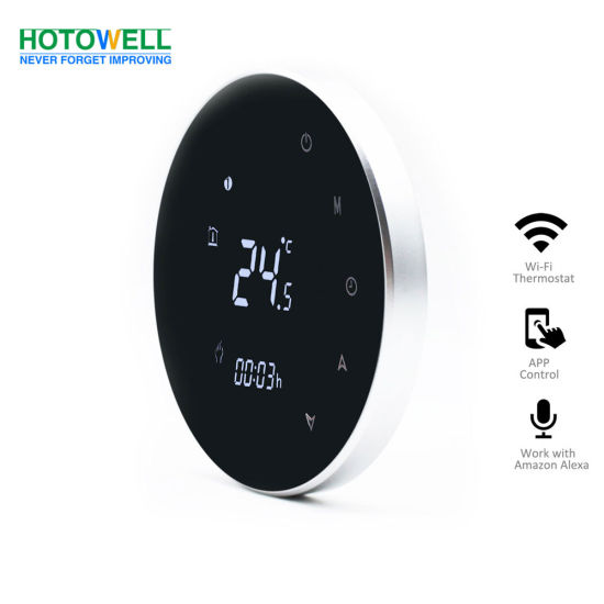 Nest Thermostat Replacement Digital WiFi Gas/Water Boiler Heating Thermostat