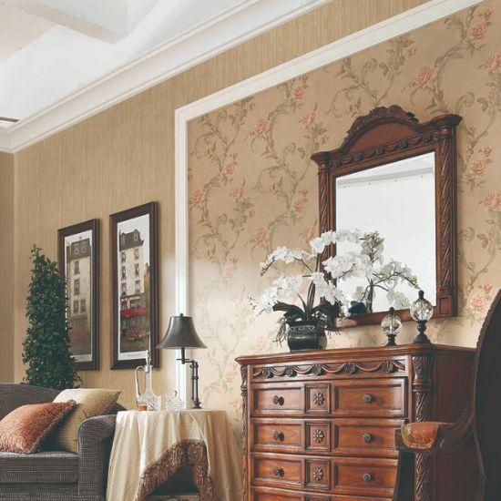 Mural Vinyl Wall Paper Decorative Home Bedroom Designs Wallpaper