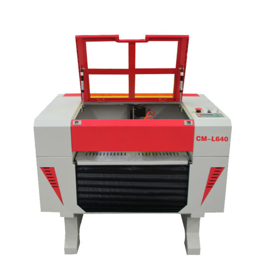 CO2 Laser Letter Engraving Cutting Machine Engraver 60W Cutter Education