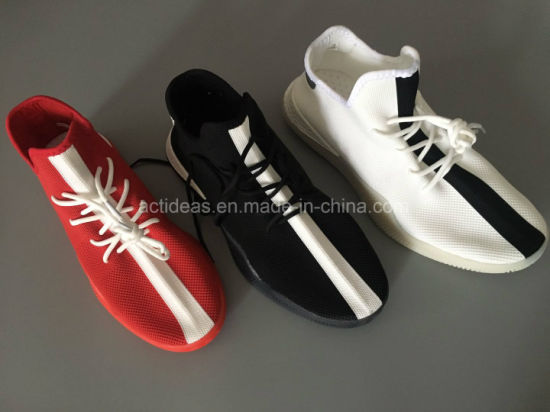 Online Lightweight Wholesale Breathable Men Sport Running Shoes pictures & photos