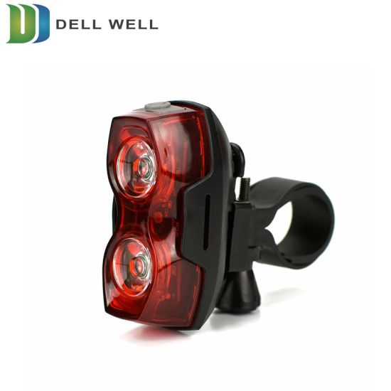 Hot Selling Bicycle Rear LED Warning Lights for Bike with Ce and RoHS