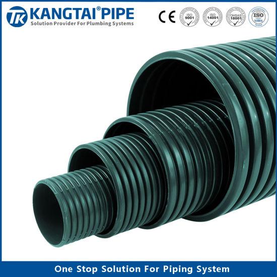 Patent Mpve Conduit Plastic Dual Wall Corrugated Tubing
