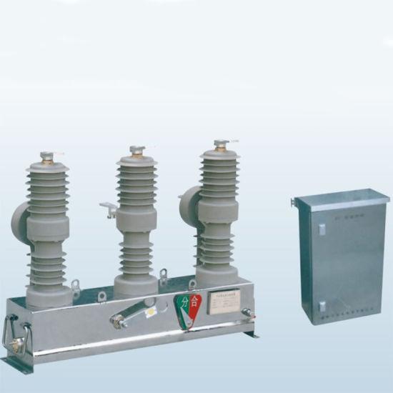 Zw32m-12outdoor High Voltage Permanent Magnet Vacuum Circuit Breaker
