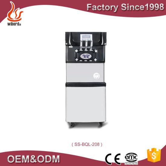 Wiberda Machine for Ice Cream, Commercial Ice Cream Making Machine for Sale