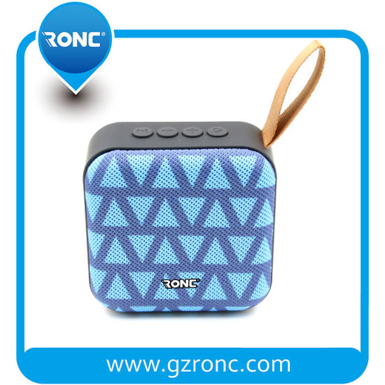 Professional V4.2 Music Mini Cube Wireless Bluetooth Speaker with FM Radio pictures & photos