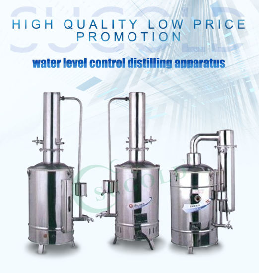 Laboratory Water Distillation Apparatus 5L 10L 20L