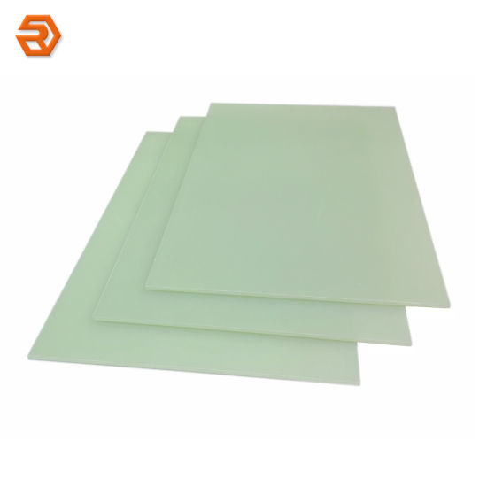 Insulation Material Epoxy Glass Fiber Fr4/G10 Laminate Sheet