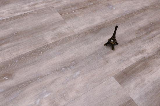 Spc Floor Tile Stone Plastic Composite Durable Wood Texture Film PVC Vinyl Flooring