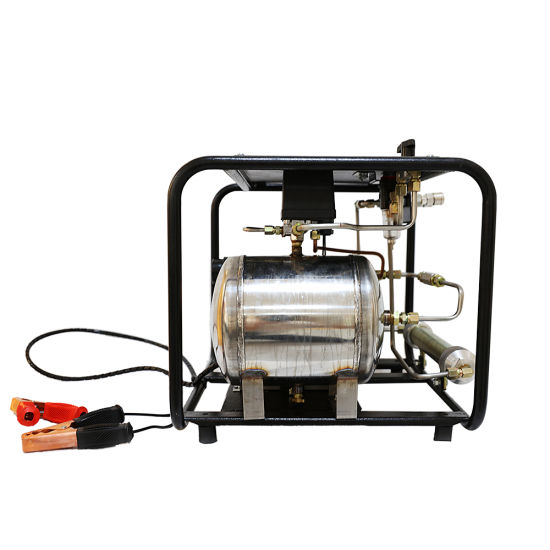 Oil-Free Hookah Dive System Third Lung Serface Vacuum Pump for Snorkeling  Scu80