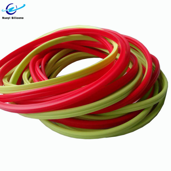 High Quality Eco-Friendly FDA Silicone Thick O-Ring Seal Ring