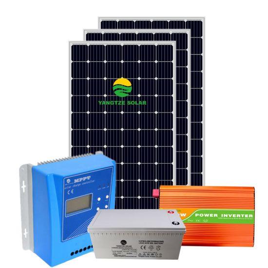 Yangtze Compact Solar Power System 2kw off Grid