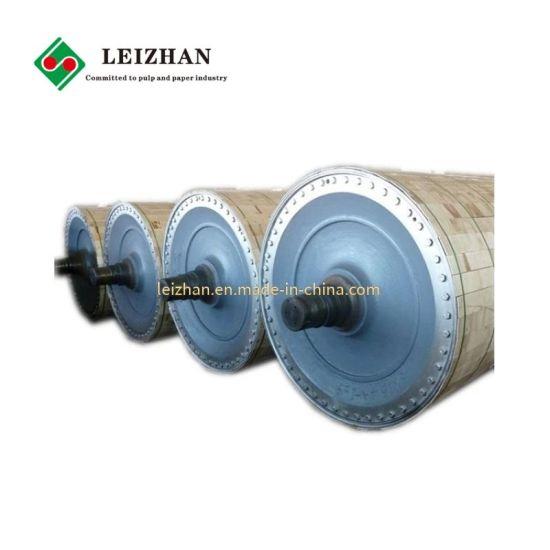 Yankee Steel Dryer Cylinder for Paper Machine Dryer Section