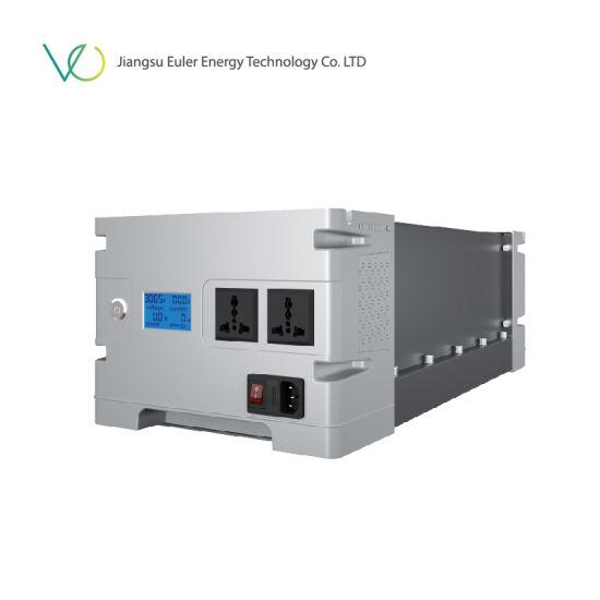 3.8kwh Energy Storage Power Supply Portable Solar & Mains Storage System 220V 80A AC Output Solar Generator Enjoys 2 Years Warranty