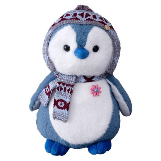 Customized Cute Plush Penguin Doll Super Soft Plush Toys