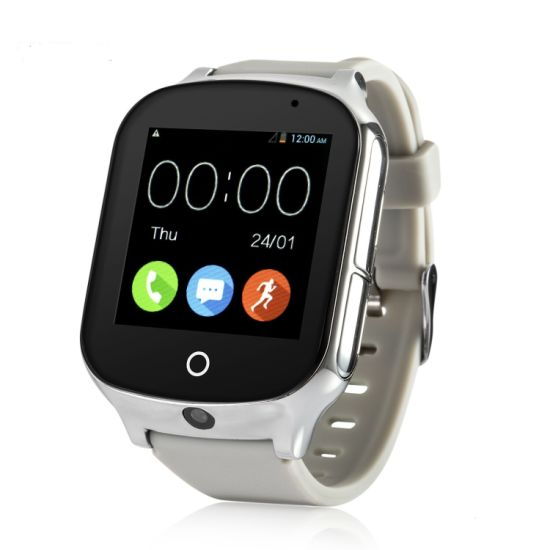 Tracker Waterproof Cell Phone Watchh for Android/Ios Setracker APP