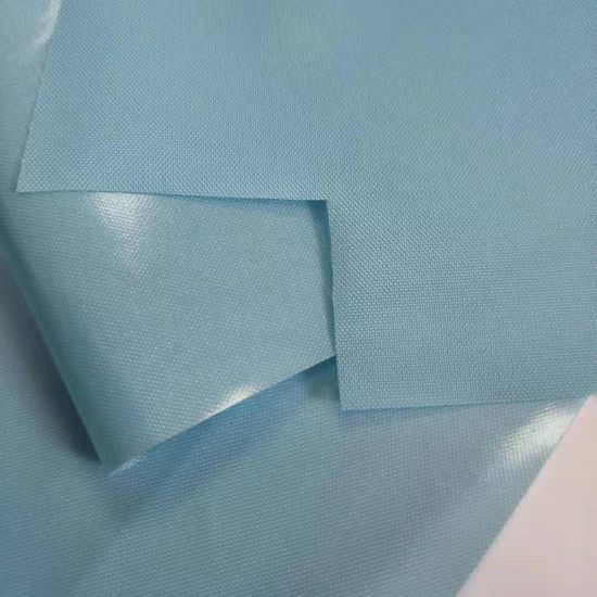 Coated Fabric/Printed 600d Polyester Oxford Fabric with PVC Coating
