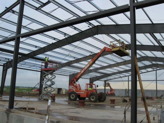 Steel Structure Building for Customized (SSW-419)