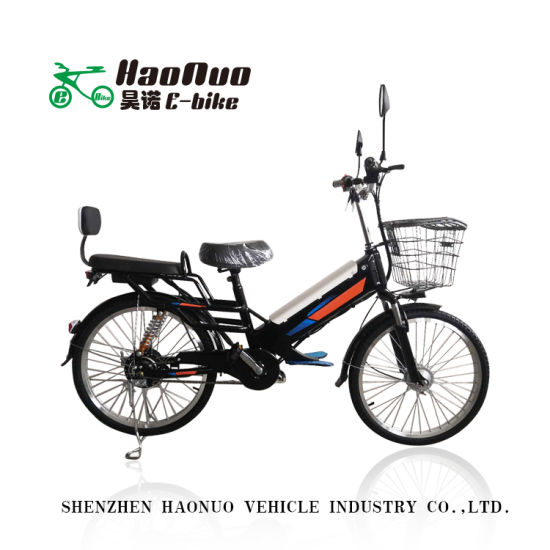 24 Inch 48V 500watt Best Cargo Electric Scooter for Sale pictures & photos
