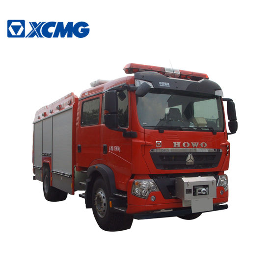 XCMG Factory Pm50f2 Water and Foam Fire Fighting Truck Price for Sale