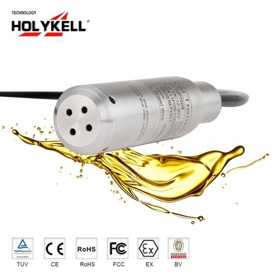 Digital I2c Spi 0 5-4 5V 4-20mA Submersible Water Level Sensor Hpt604