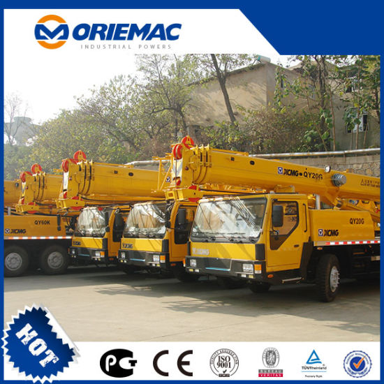160 Ton Qy160k All Terrain Crane pictures & photos