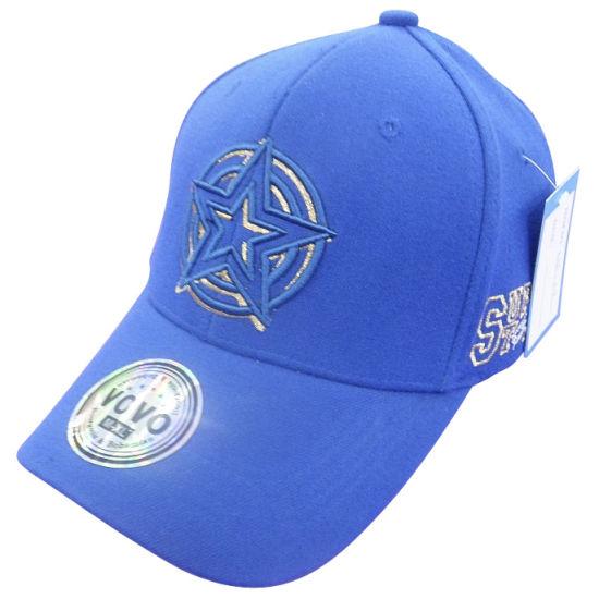 62071c77d69a8 China Hot Sale Flexfit Baseball Cap with Logo (13FLEX09) - China ...