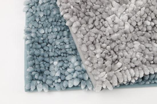 Non Slip Ultra Soft Chenille Rug/Bathmat/Toilet Mat/Toilet Rug/Shower Rug