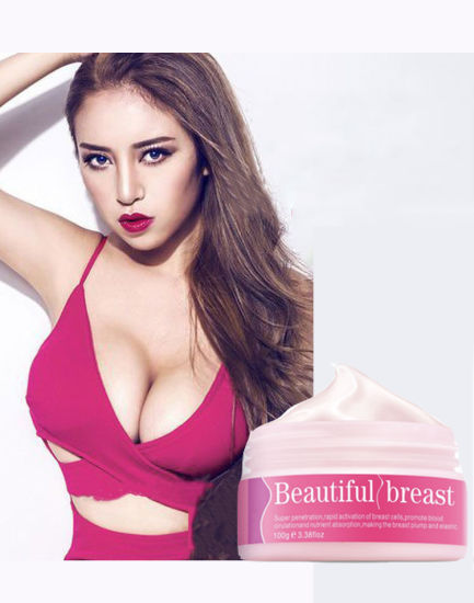 OEM Breast Care Products 100g Young Girls Breast Cream