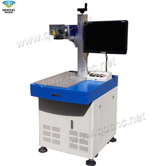 Laser Marking Machine 20W with 110mm*110mm Qd-F20