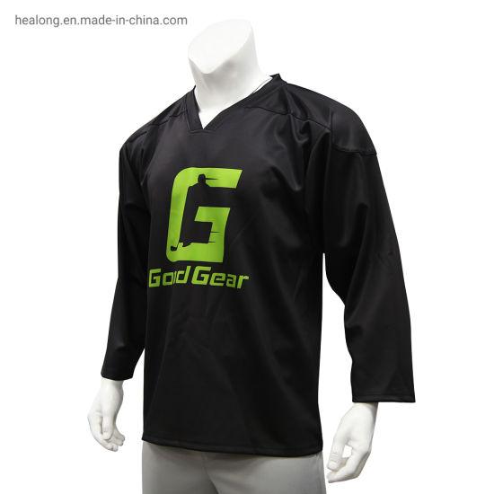 the best attitude 1656c 01a56 Full Sublimation Professional Ice Hockey Training Jerseys Wholesale Sport  Jersey Custom Blank Ice Hockey Jerseys