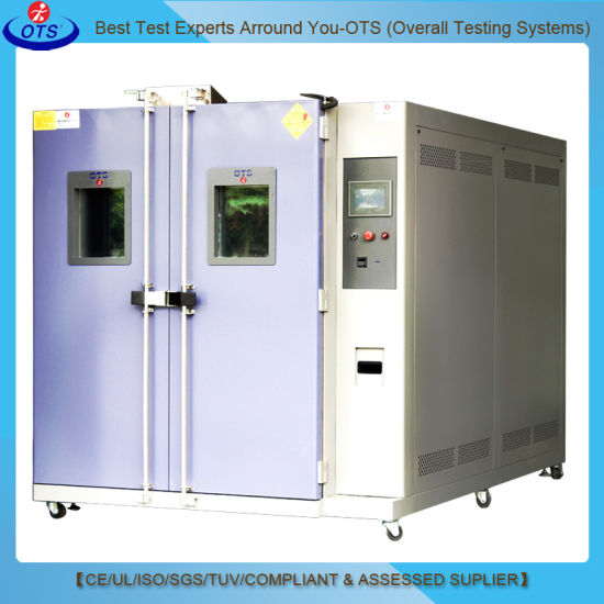 Electronic Walk-in Climatic Temperature Humidity Environmental Test Chamber