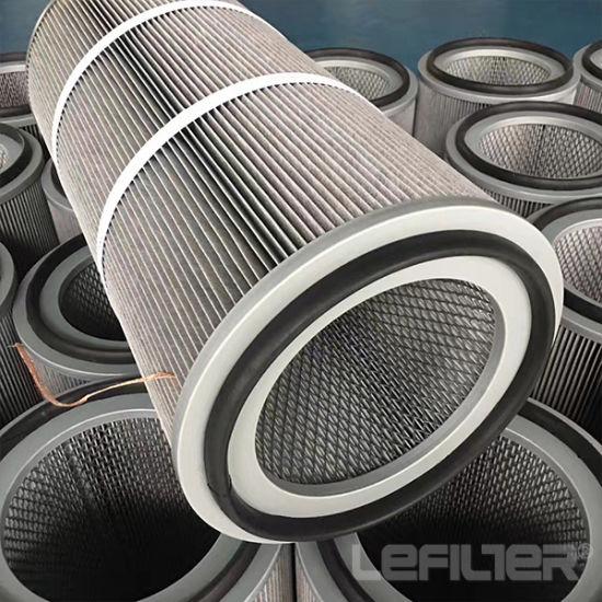 Antistatic Aluminized Polyester Filter Cartridge