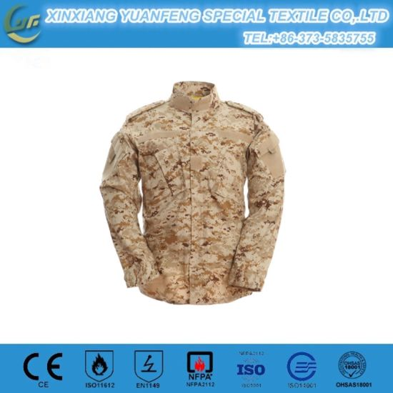 Camouflage Military Tactical Uniform a-Tacs Au Camo Simple Bdu Us Army Dress pictures & photos