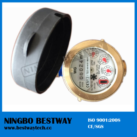 Single Jet Water Meter with Certificate