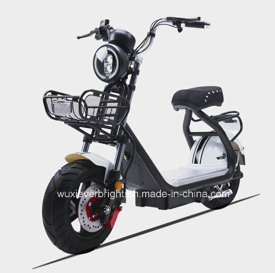 China Aluminum Alloy Electric Motorcycle Coco Scooter pictures & photos