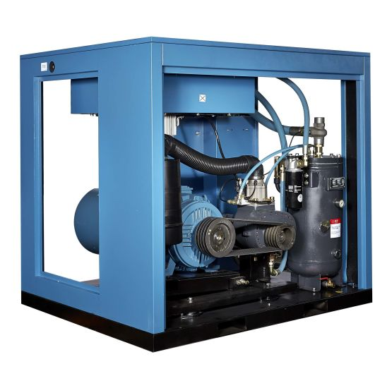 Industrial High Efficiency Oilless Air Screw Compressor 37kw Machine Price pictures & photos