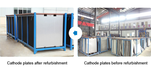 Refurbishment Serive for Permanent Cathode Plate pictures & photos